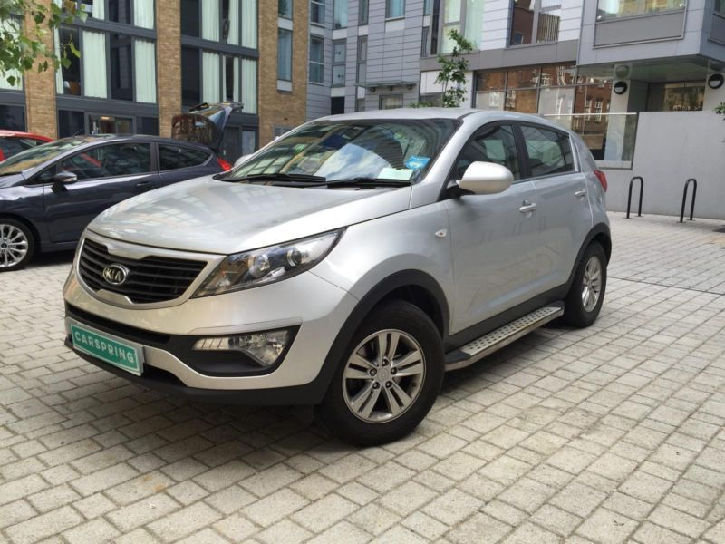 Kia Sportage 1.7 2011 photo - 3