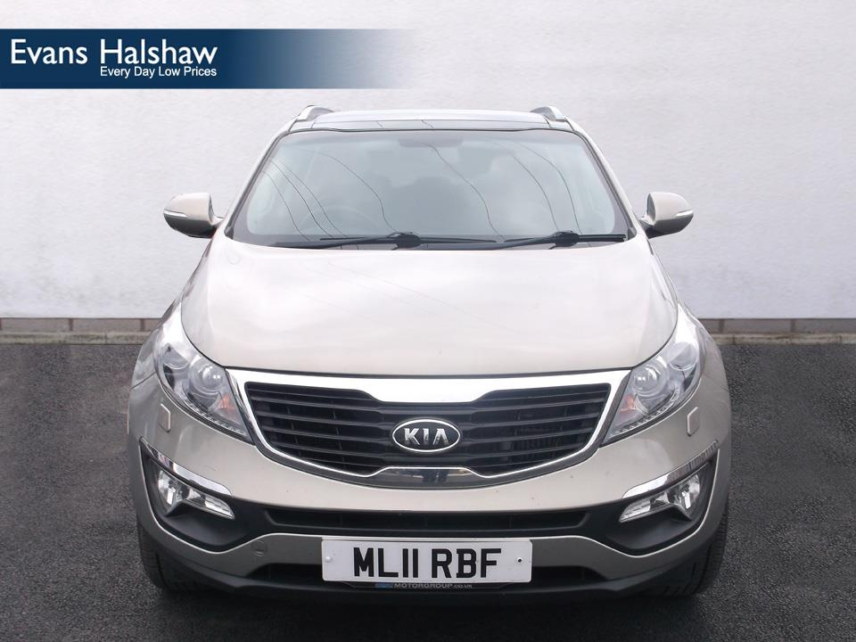 Kia Sportage 1.7 2011 photo - 4