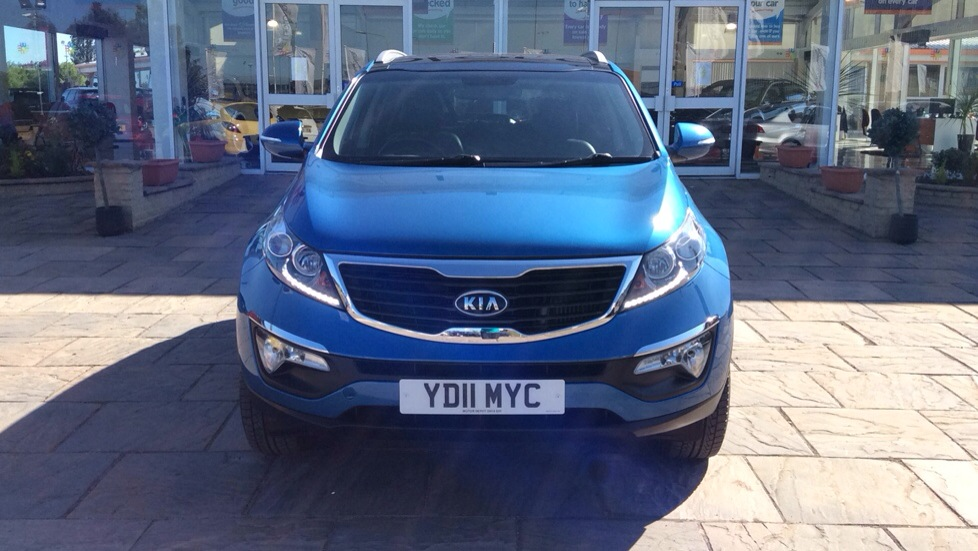 Kia Sportage 1.7 2011 photo - 5