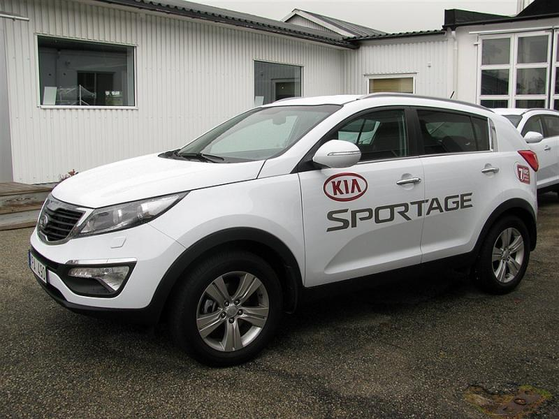 Kia Sportage 1.7 2011 photo - 6