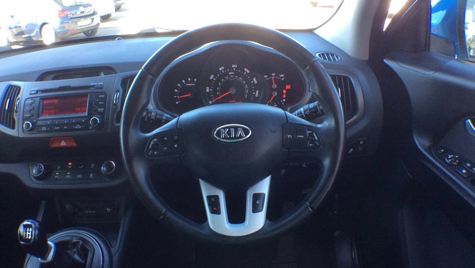Kia Sportage 1.7 2011 photo - 7