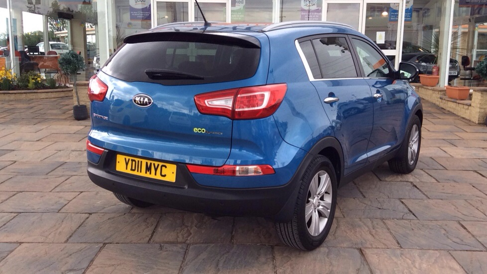 Kia Sportage 1.7 2011 photo - 8