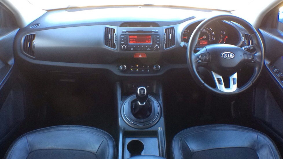 Kia Sportage 1.7 2011 photo - 9