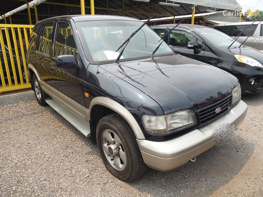 Kia Sportage 2.0 1997 photo - 1