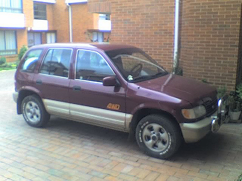 Kia Sportage 2.0 1997 photo - 11