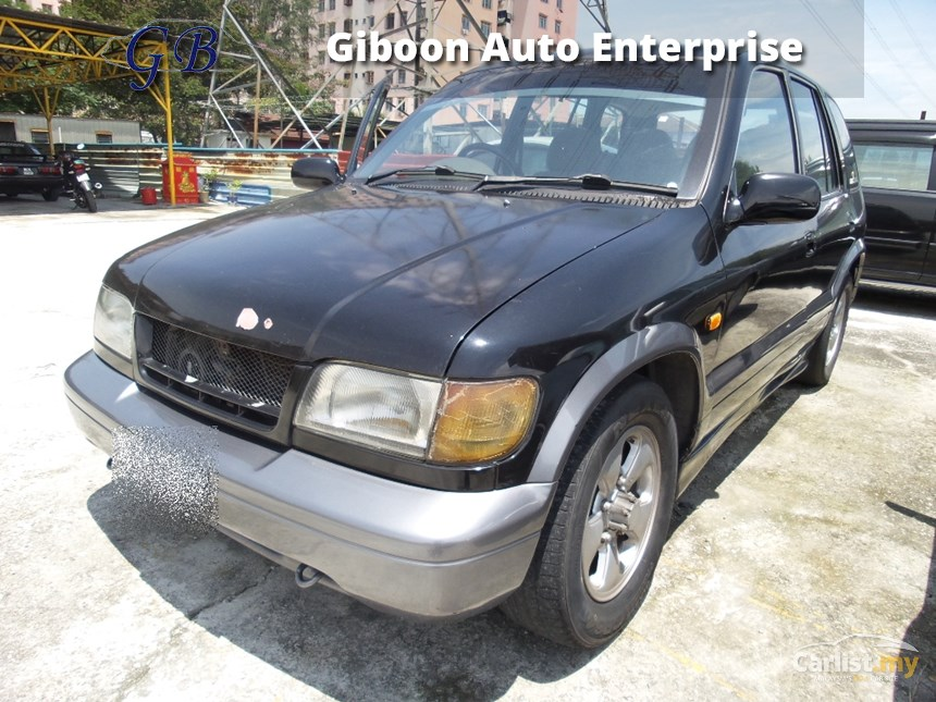 Kia Sportage 2.0 1997 photo - 3
