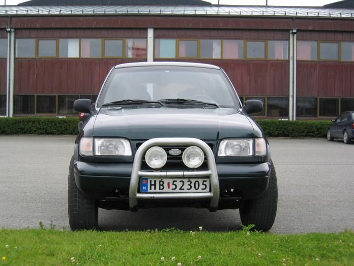 Kia Sportage 2.0 1997 photo - 6