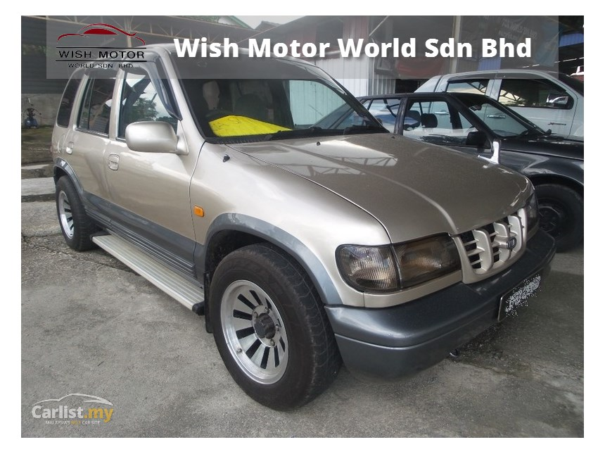Kia Sportage 2.0 1997 photo - 7