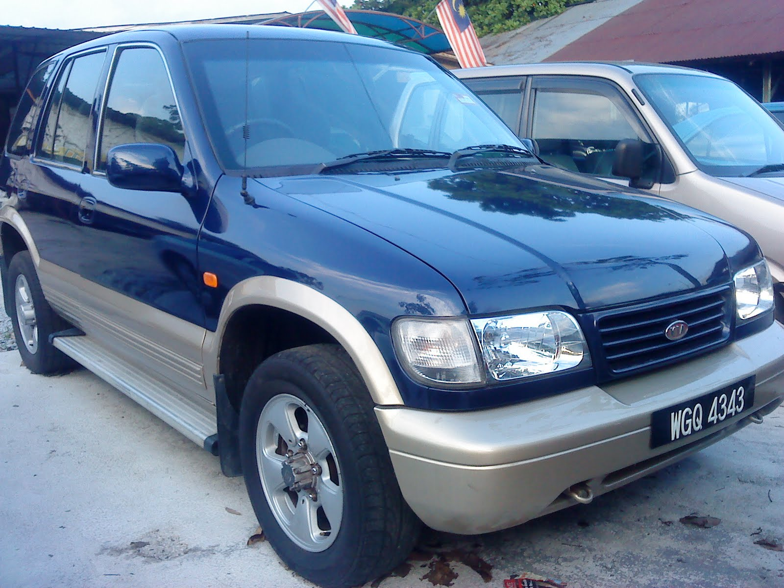 Kia Sportage 2.0 1997 photo - 8
