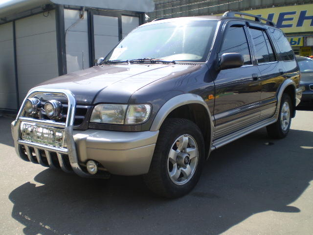 Kia Sportage 2.0 2001 photo - 10