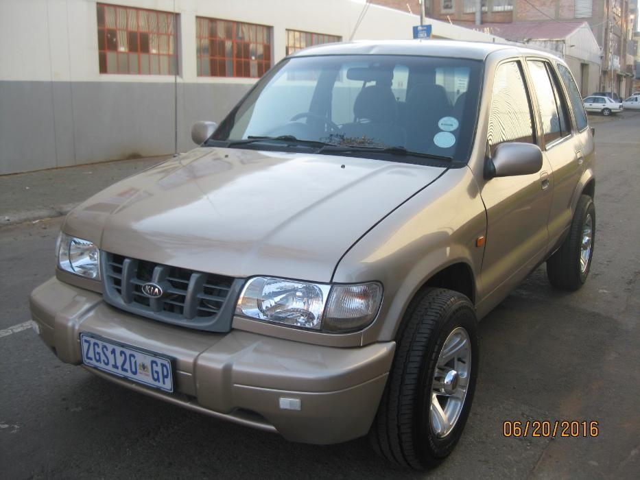 Kia Sportage 2.0 2001 photo - 5