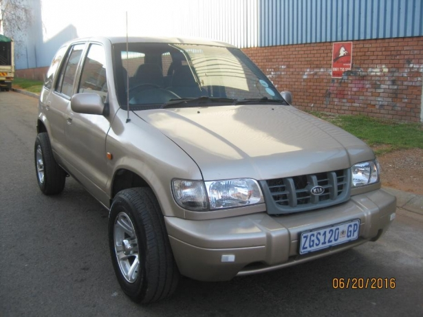Kia Sportage 2.0 2001 photo - 8