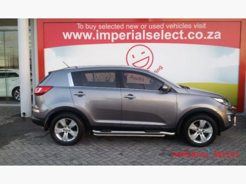 Kia Sportage 2.0 2011 photo - 2