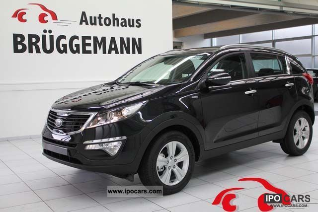 Kia Sportage 2.0 2012 photo - 1