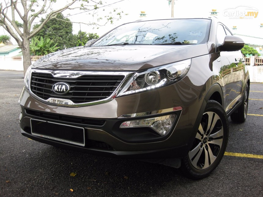 Kia Sportage 2.0 2012 photo - 4