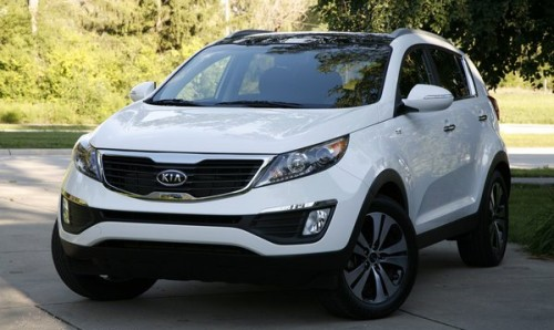 Kia Sportage 2.0 2012 photo - 6