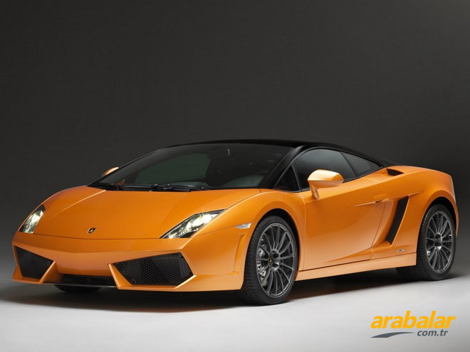 Lamborghini Gallardo 5.2 2013 photo - 4
