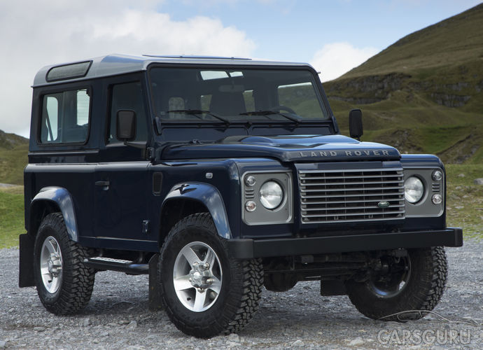 Land Rover Defender 2.2 2007 photo - 2