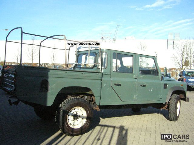 Land Rover Defender 2.2 2007 photo - 9