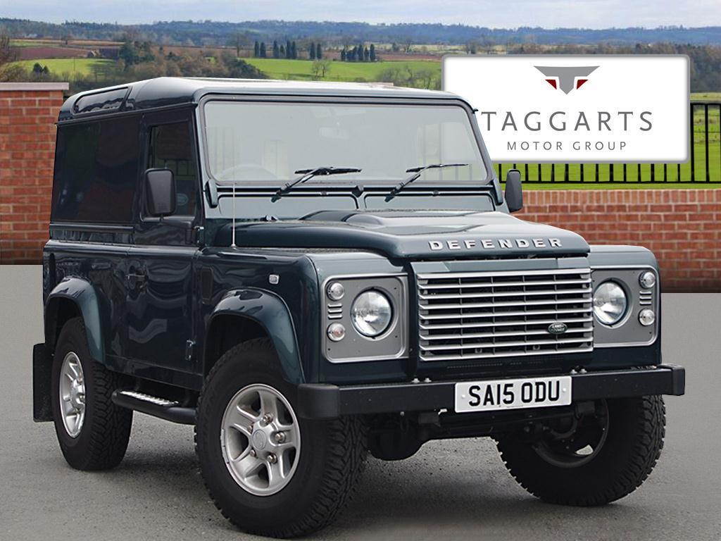 Land Rover Defender 2.2 2009 photo - 2