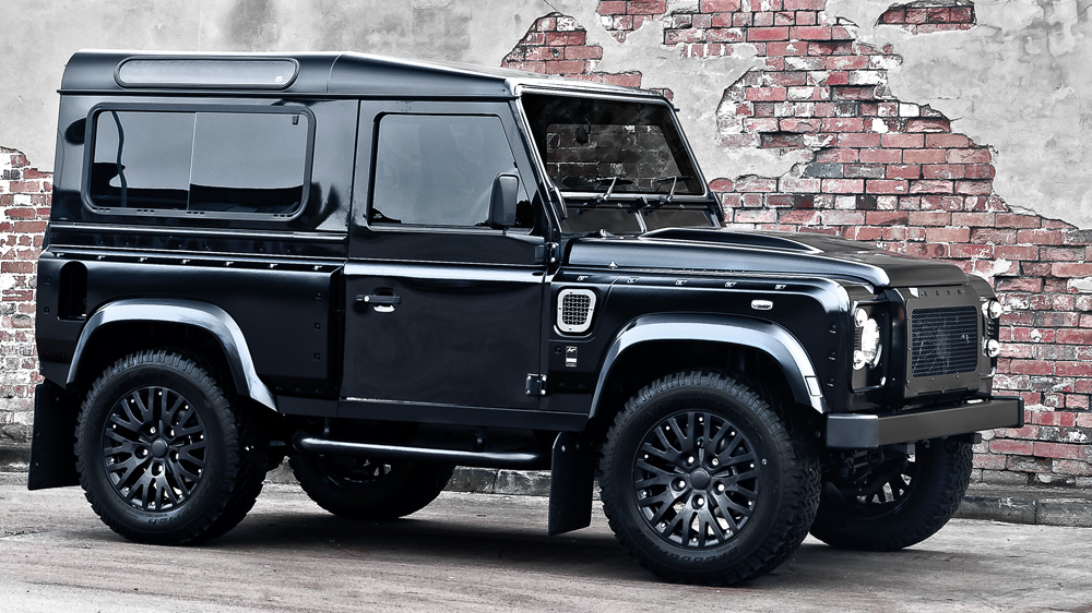 Land Rover Defender 2.2 2012 photo - 12