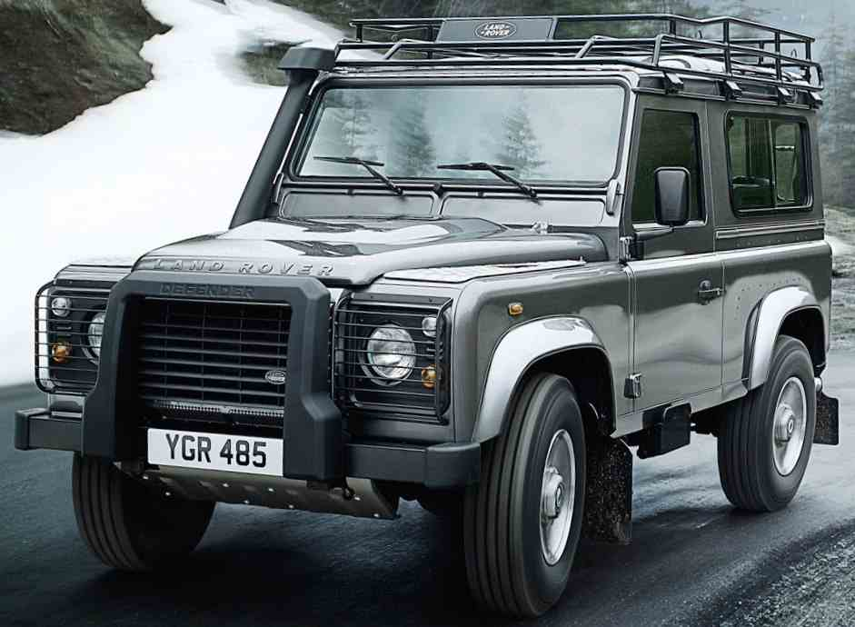 Land Rover Defender 2.2 2012 photo - 8