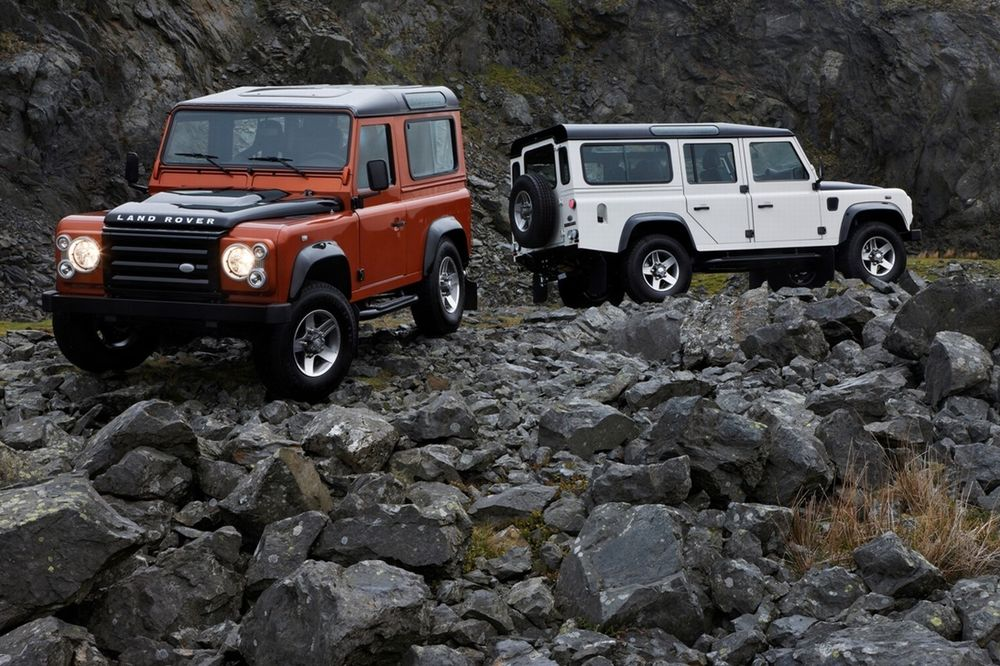 Land Rover Defender 2.4 2007 photo - 1