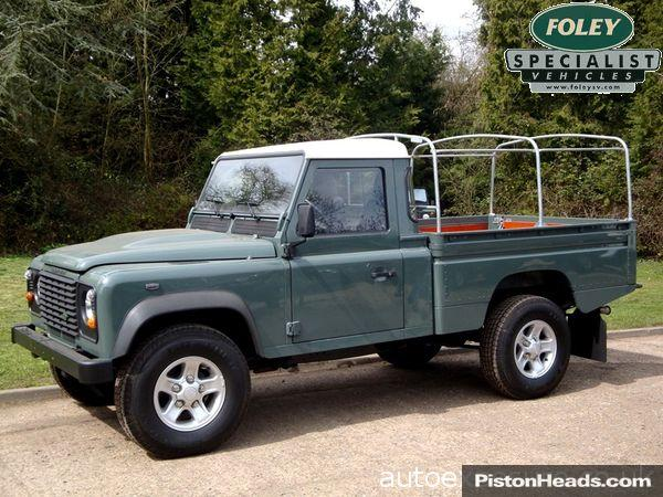 Land Rover Defender 2.4 2007 photo - 10