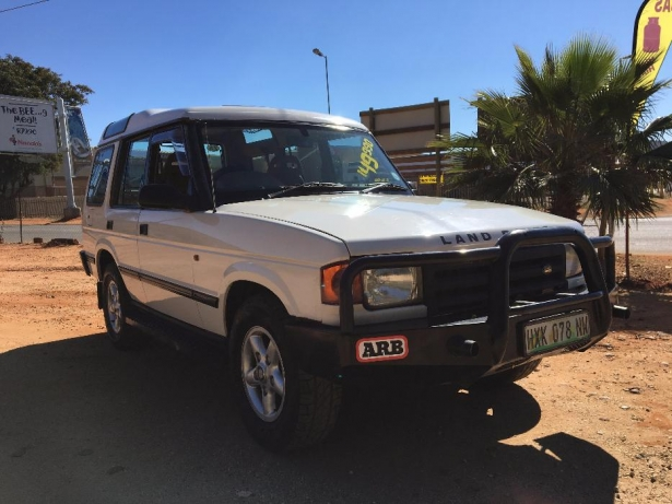 Land Rover Discovery 2.0 1996 photo - 11