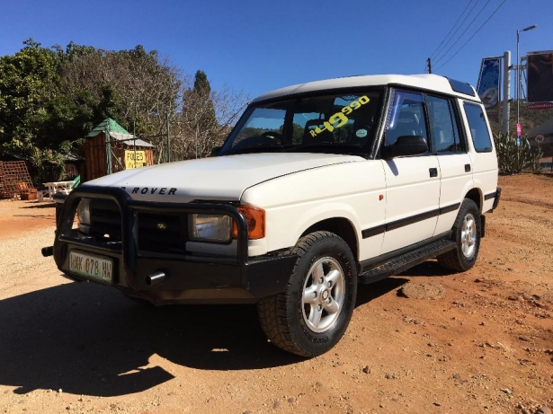 Land Rover Discovery 2.0 1996 photo - 3