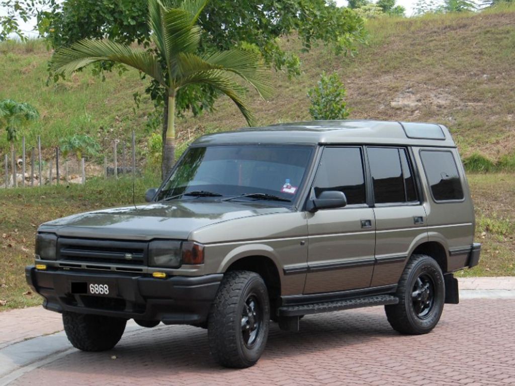 Land Rover Discovery 2.0 1996 photo - 6