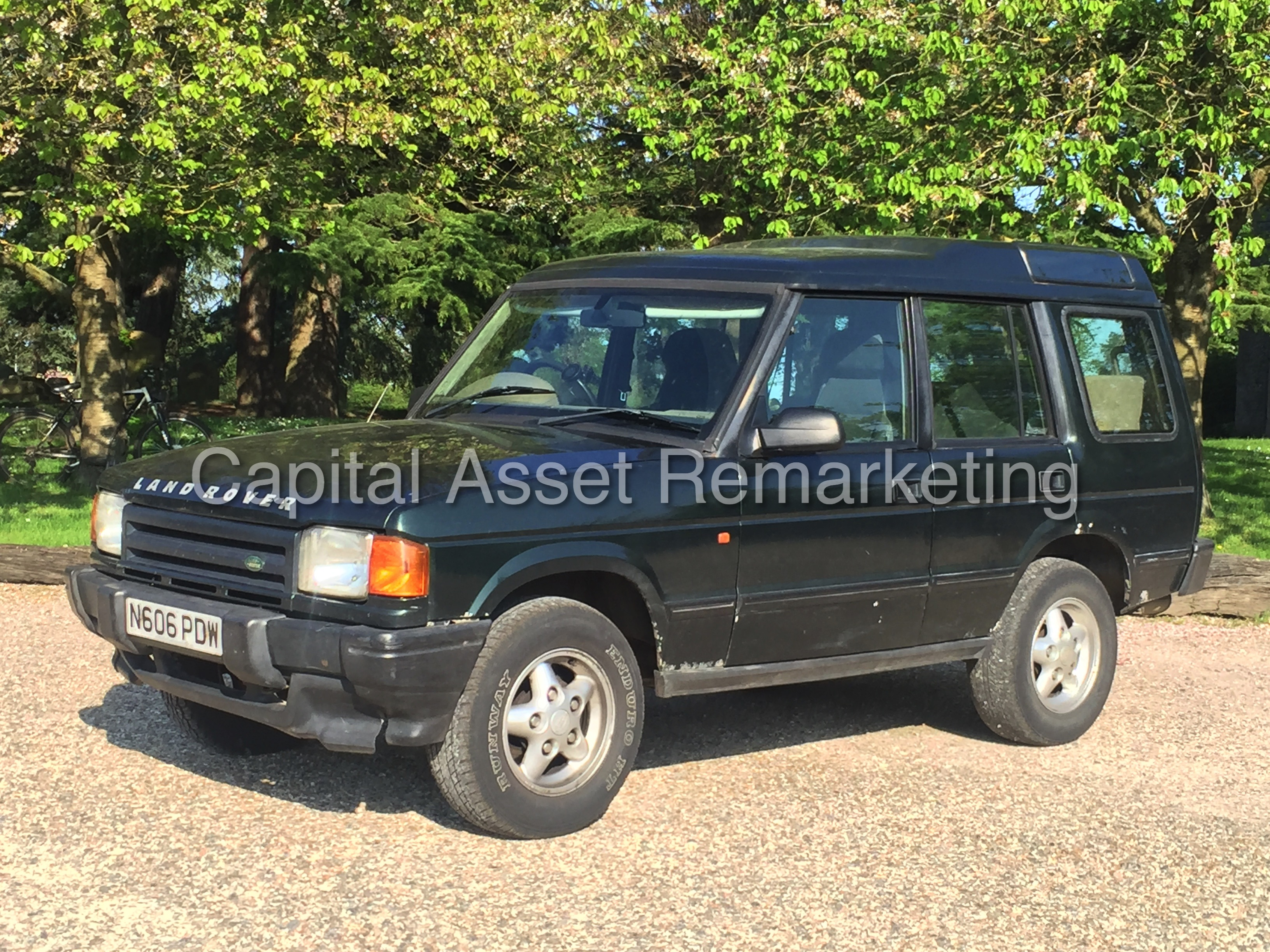Land Rover Discovery 2.0 1996 photo - 8