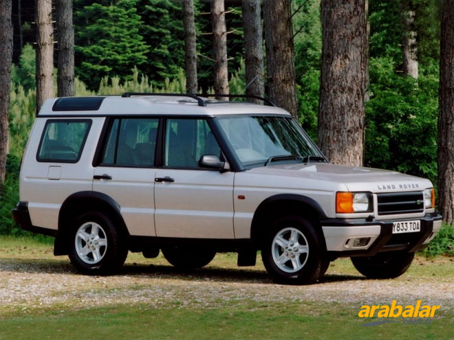 Land Rover Discovery 2.5 1994 photo - 10