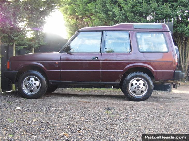 Land Rover Discovery 2.5 1994 photo - 11