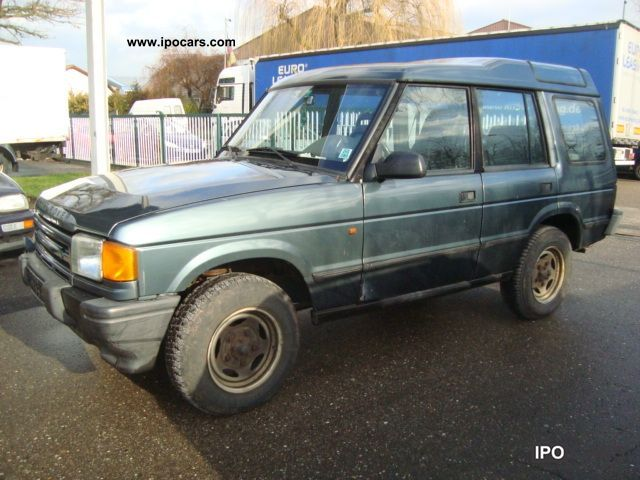 Land Rover Discovery 2.5 1994 photo - 2