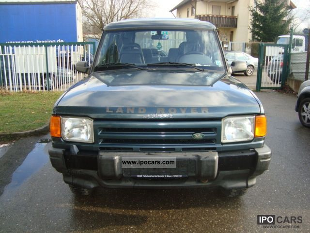 Land Rover Discovery 2.5 1994 photo - 3
