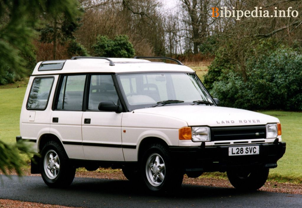 Land Rover Discovery 2.5 1994 photo - 6