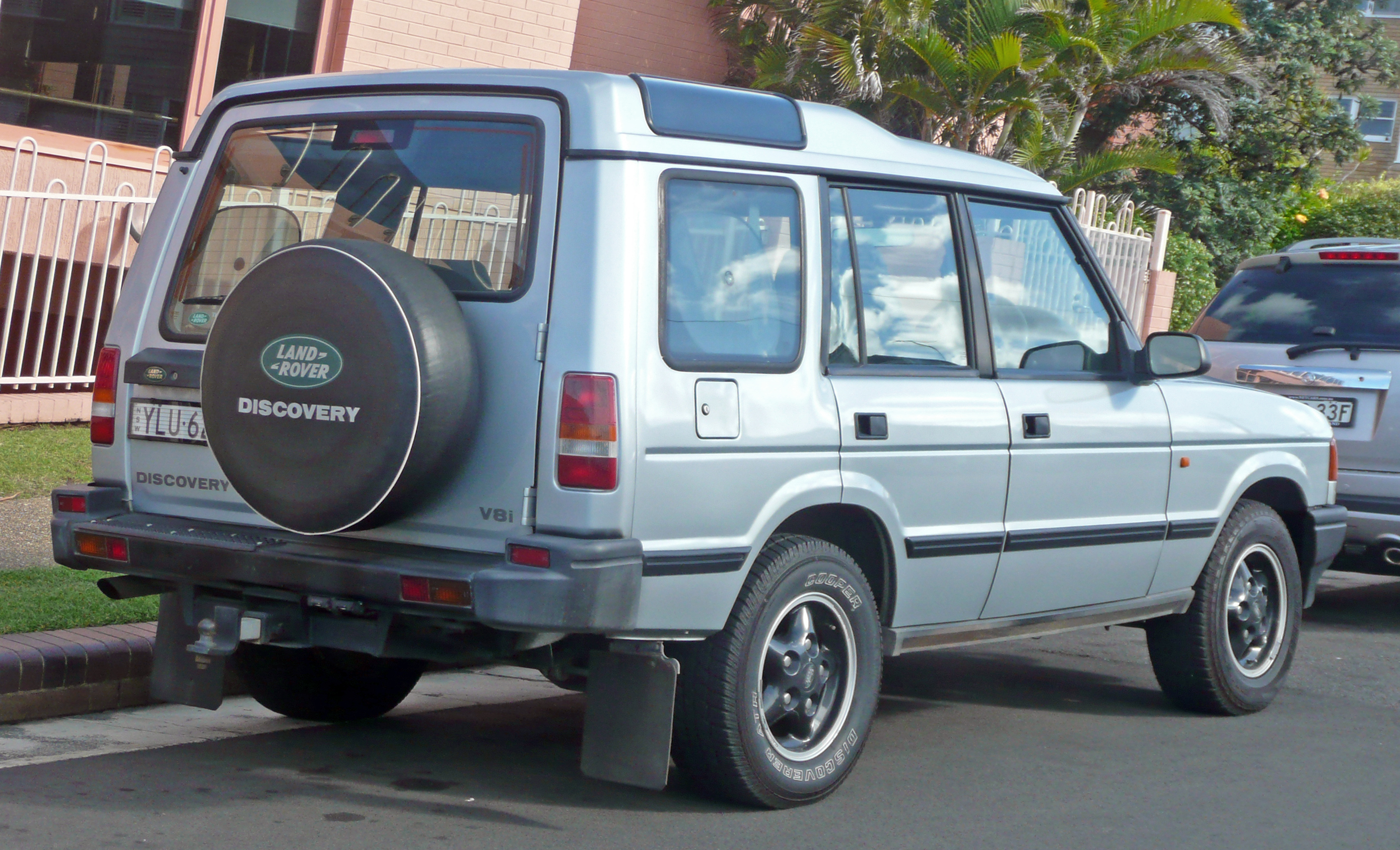 Land Rover Discovery 2.5 1994 photo - 7