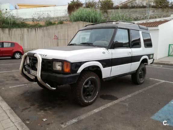 Land Rover Discovery 2.5 1995 photo - 12