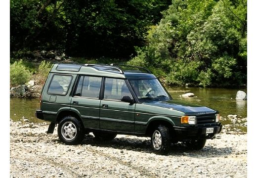 Land Rover Discovery 2.5 1995 photo - 4