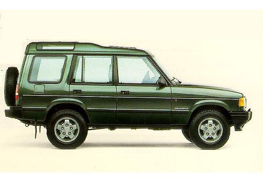 Land Rover Discovery 2.5 1995 photo - 5