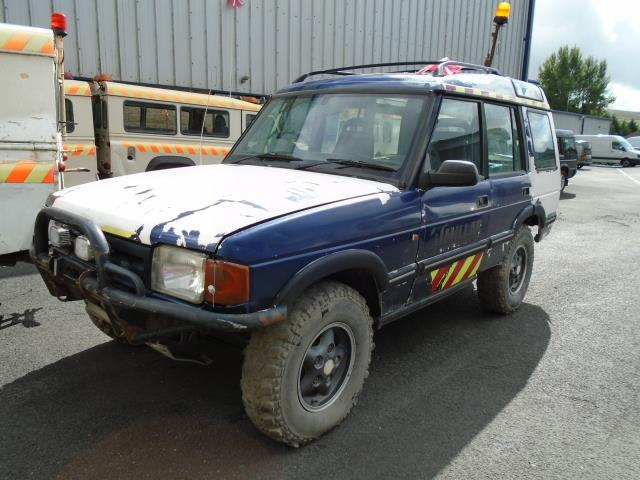 Land Rover Discovery 2.5 1995 photo - 7
