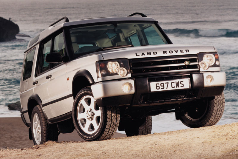 Land Rover Discovery 2.5 2002 photo - 9