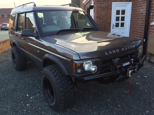 Land Rover Discovery 2.5 2003 photo - 10