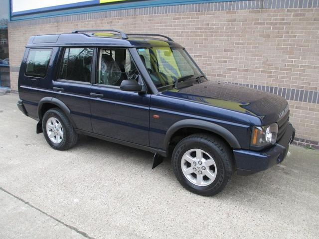 Land Rover Discovery 2.5 2003 photo - 12
