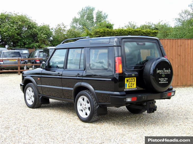 Land Rover Discovery 2.5 2003 photo - 5