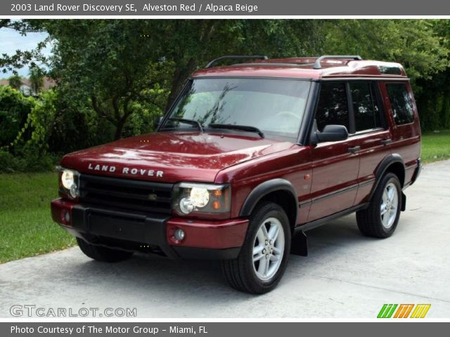 Land Rover Discovery 2.5 2003 photo - 6