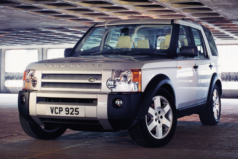 Land Rover Discovery 2.7 2004 photo - 1