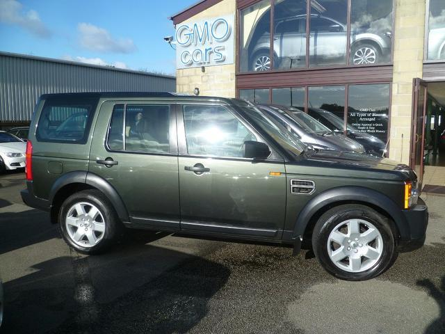 Land Rover Discovery 2.7 2004 photo - 10