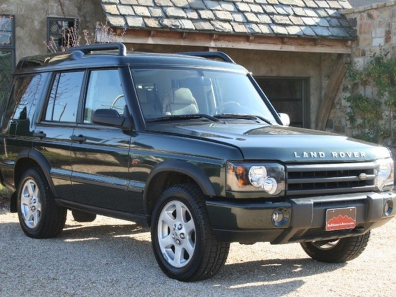 Land Rover Discovery 2.7 2004 photo - 12
